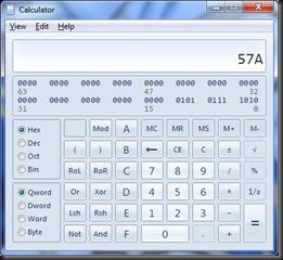 57A Calc