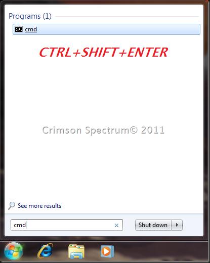 Capture CMD Ctrl Shift Enter